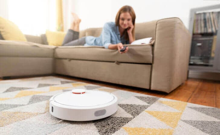 Robotic-Vacuum-Cleaners